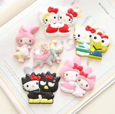 (Pre Order 1 Month) Hello Kitty Magnet