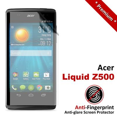 Premium Anti-Fingerprint Matte Acer Liquid Z500 Screen Protector