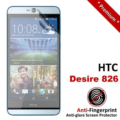 Premium Anti-Fingerprint Matte HTC Desire 826 Screen Protector