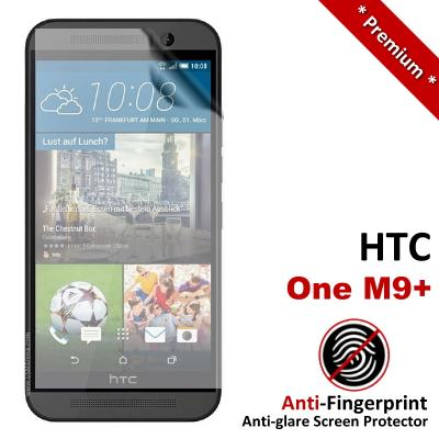 Premium Anti-Fingerprint Matte HTC One M9+ Screen Protector