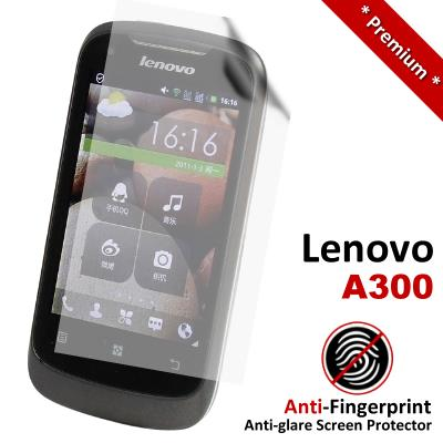 Premium Anti-Fingerprint Matte Lenovo A300 Screen Protector