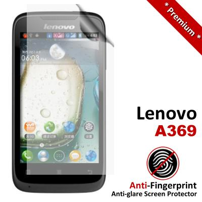 Premium Anti-Fingerprint Matte Lenovo A369 Screen Protector