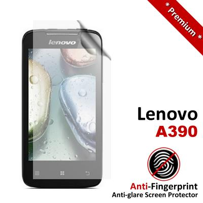 Premium Anti-Fingerprint Matte Lenovo A390 Screen Protector
