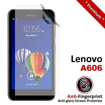 Premium Anti-Fingerprint Matte Lenovo A606 Screen Protector