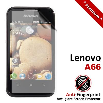 Premium Anti-Fingerprint Matte Lenovo A66 Screen Protector