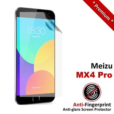 Premium Anti-Fingerprint Matte Meizu MX4 Pro Screen Protector