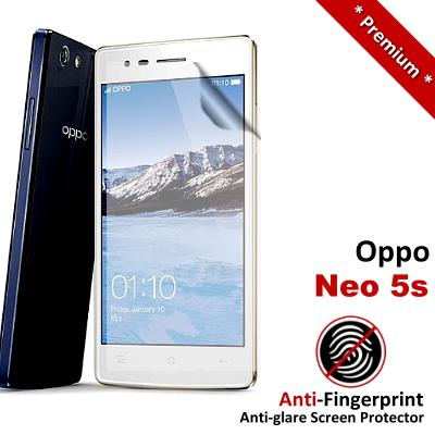 Premium Anti-Fingerprint Matte Oppo Neo 5S Screen Protector