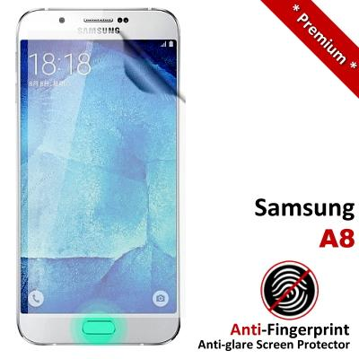 Premium Anti-Fingerprint Matte Samsung Galaxy A8 Screen Protector
