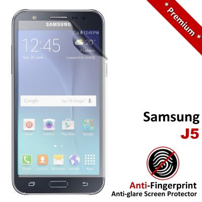 Premium Anti-Fingerprint Matte Samsung Galaxy J5 Screen Protector