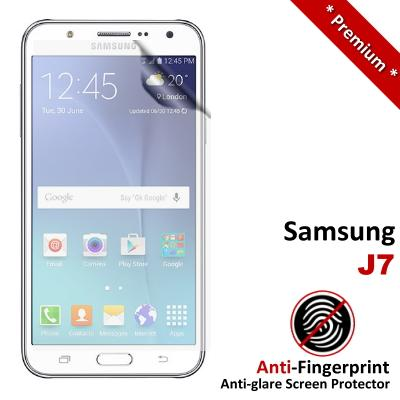 Premium Anti-Fingerprint Matte Samsung Galaxy J7 Screen Protector