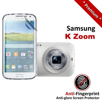 Premium Anti-Fingerprint Matte Samsung Galaxy K Zoom Screen Protector