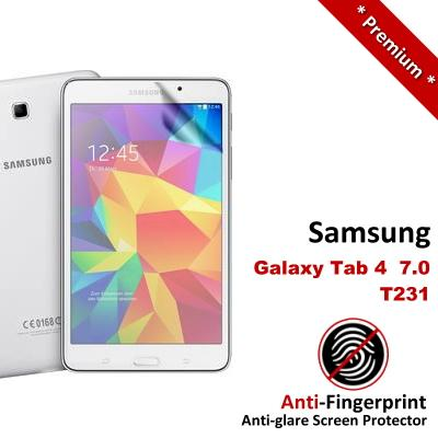 Premium Anti-Fingerprint Matte Samsung Tab 4 7.0 T231 Screen Protector