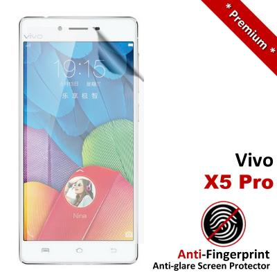 Premium Anti-Fingerprint Matte Vivo X5 Pro Screen Protector