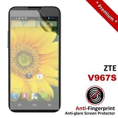 Premium Anti-Fingerprint Matte ZTE V967S Screen Protector