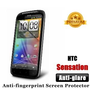 Premium Anti-glare HTC Sensation Screen Protector - Matte