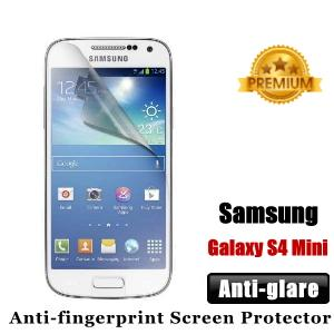 Premium Anti-glare Samsung Galaxy S4 Mini Screen Protector - Matte