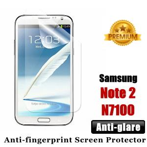 Premium Anti-glare Samsung Note 2 N7100 Screen Protector - Matte