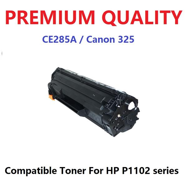Premium Compatible Laser Toner Cartridge HP 285A Canon 325 LBP6030