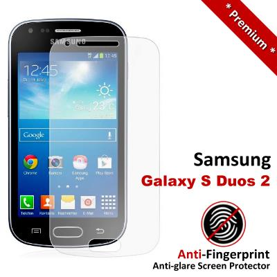 Premium Matte Samsung Galaxy S Duos 2 S7582 Screen Protector