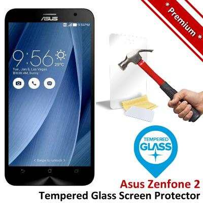 Premium Protection Asus Zenfone 2 Tempered Glass Screen Protector