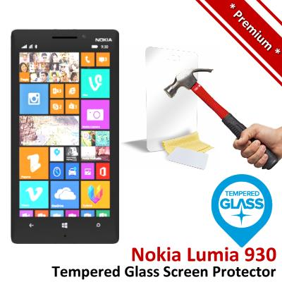 Premium Protection Nokia Lumia 930 Tempered Glass Screen Protector