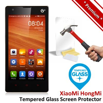 Premium Protection Xiaomi Hongmi Tempered Glass Screen Protector