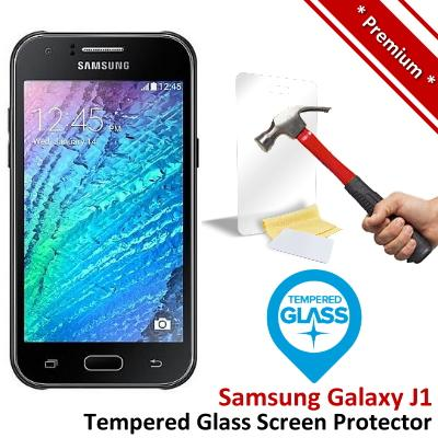Premium Quality Samsung Galaxy J1 Tempered Glass Screen Protector