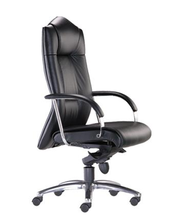 Prima Series Full Leather High Back Office Chair