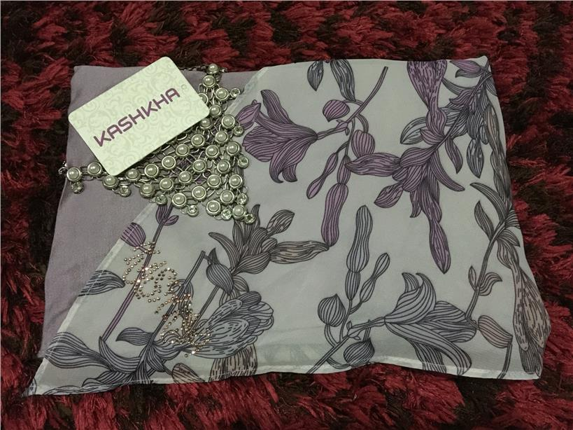 Printed Ready-to-Wear Instant Hijab