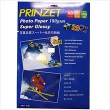 Prinzet Photo Paper A4 180gsm Super Glossy