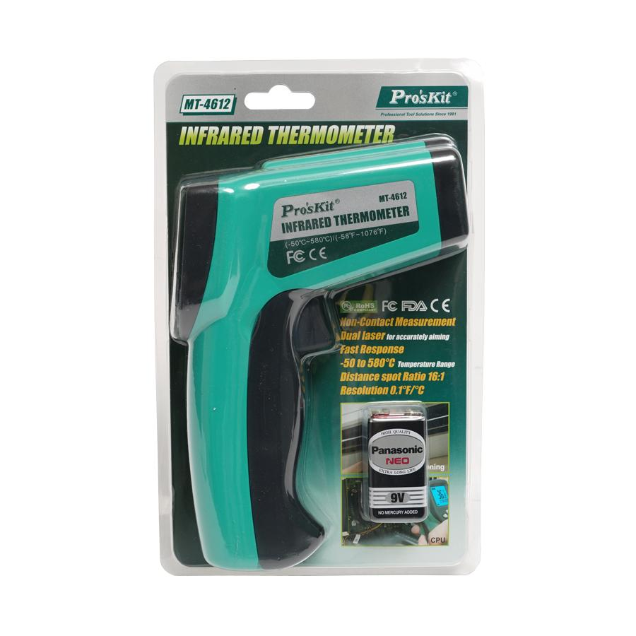 PRO'SKIT Proskit Infrared Thermometer MT-4612