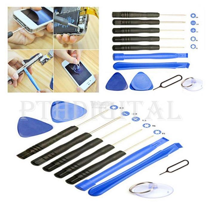 Professional 11 in 1 Smart Phone Pry Open Disassemble Repair Tool Kit