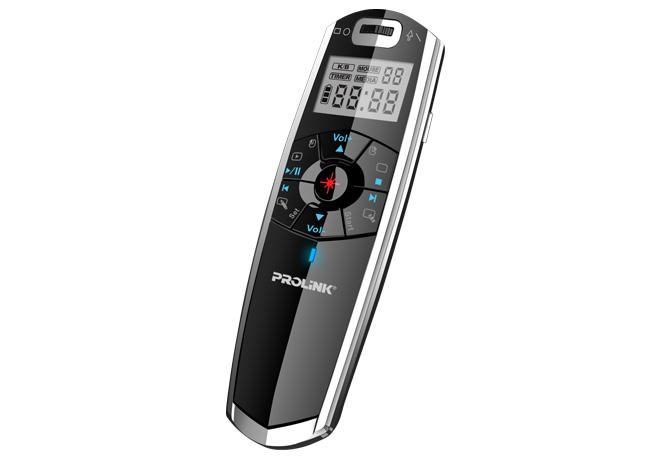 Prolink PWP103G 2.4GHz Wireless Presenter with LCD Display