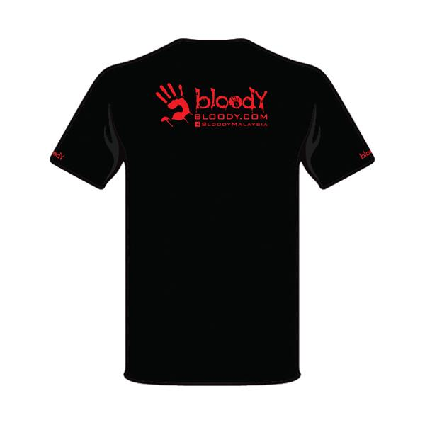 Promo ! Bloody T-Shirt Gaming Short Sleeve