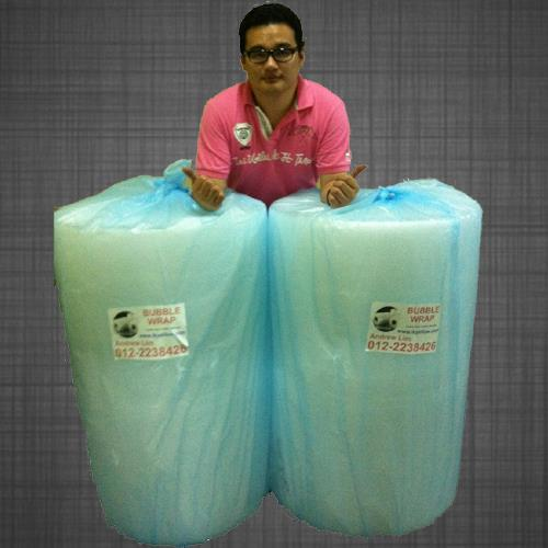Promo Bubble Wrap Single Layer 2 rolls 1 meter x 100 meter