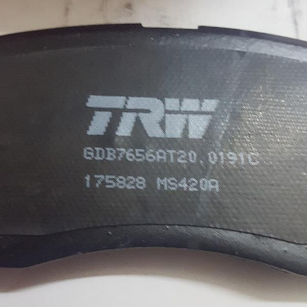 [PROMO] TRW FRONT BRAKE PAD for TOYOTA AVANZA, RUSH