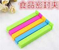 PROMOTION!!5 Pieces Candy-Colored Sealing Clip Food Snack