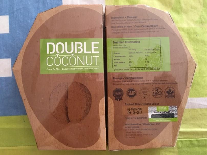 *PROMOTION* Double Coconut - 100% ORIGINAL With Genuine Serial Number