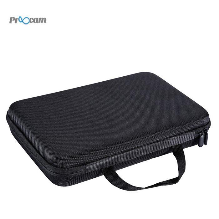 Proocam PRO-F218 Protector Travel Bag for SJCAM GOPRO (Big)