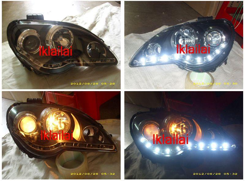 PROTON GEN2 / PERSONA LED Daylight Projector Head Lamp
