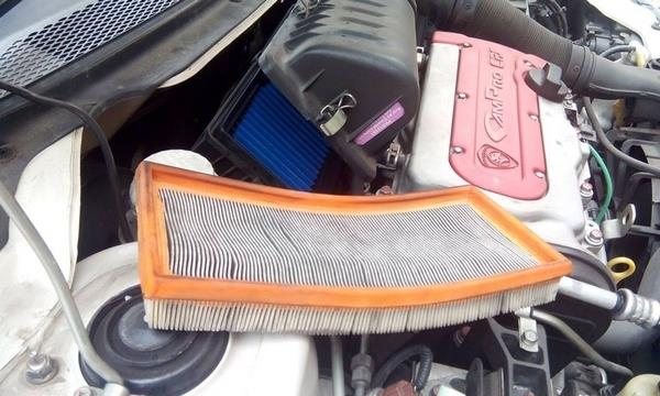 PROTON GEN2/ SATRIA NEO/ WAJA CPS WORKS ENGINEERING Drop In Air Filter