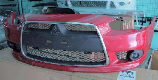 Proton Inspira Front Bumper +Acc [Ralliart GT Style] PP