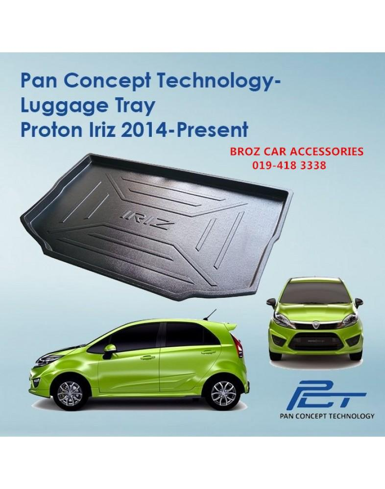 PROTON IRIZ 2014 LUGGAGE / BOOT / TRUNK / CARGO TRAY