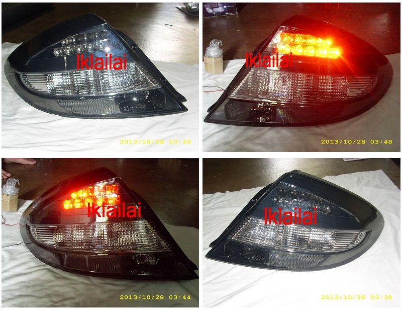 Proton Persona Elegance Smoke LED Tail Lamp