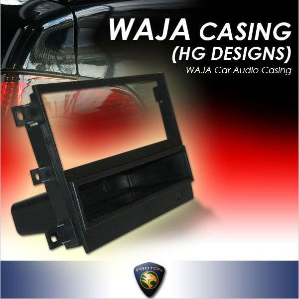 PROTON WAJA Single Din Dashboard Panel/ Head Unit Player Casing