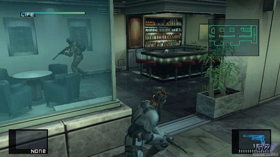 Ps3 Metal Gear Solid HD Collection-2in1