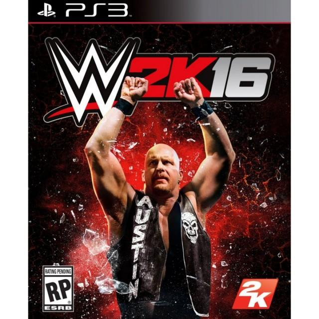 PS3 WWE 2K16 GAME for SONY PLAYSTATION 3