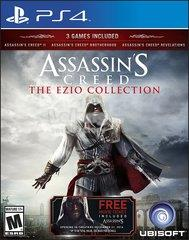 [NEW] PS4 Assassin's Creed The Ezio Collection R3 [CHI/ENG]