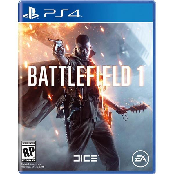 PS4 BATTLEFIELD 1 (R3)(OFFICIAL PRODUCT)