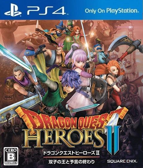 PS4 Dragon Quest Heroes II (CN)(R3)